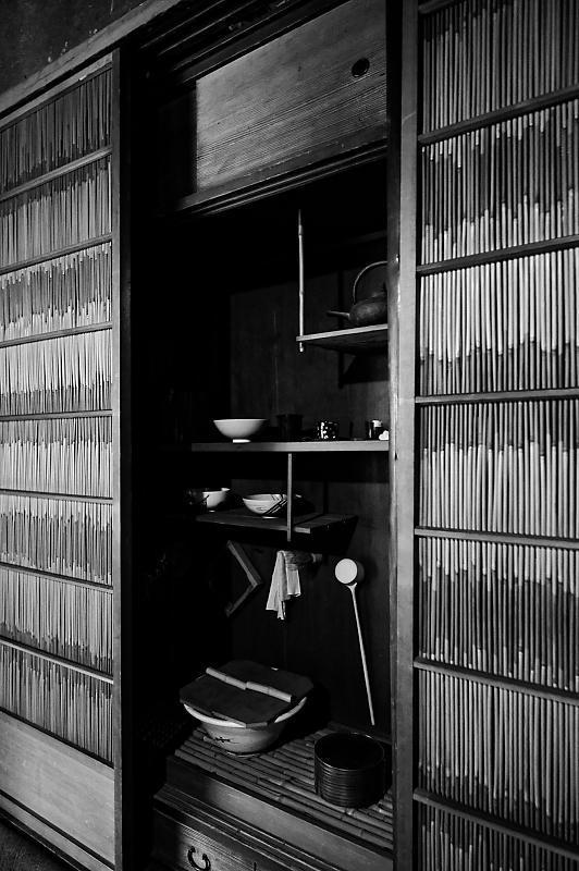 京の夏の旅@無名舎(吉田家住宅) 其の一_f0032011_18214079.jpg