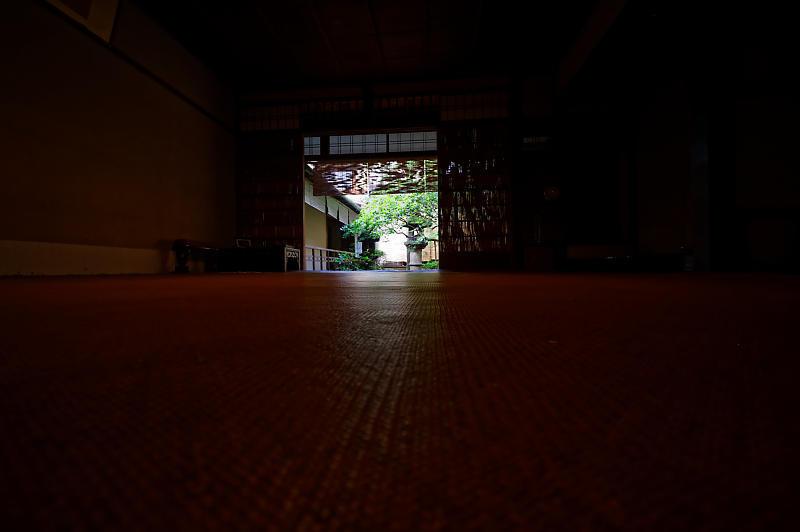 京の夏の旅@無名舎(吉田家住宅) 其の一_f0032011_18274264.jpg