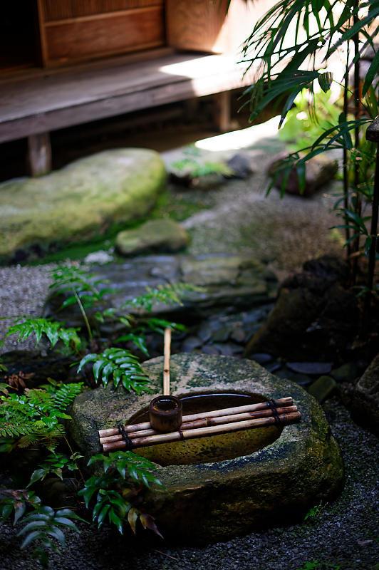 京の夏の旅@無名舎(吉田家住宅) 其の一_f0032011_18274390.jpg
