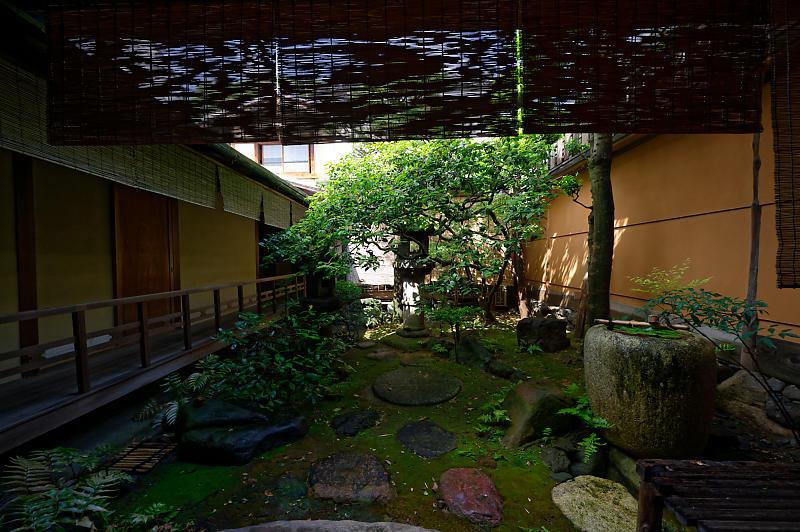 京の夏の旅@無名舎(吉田家住宅) 其の一_f0032011_18333037.jpg