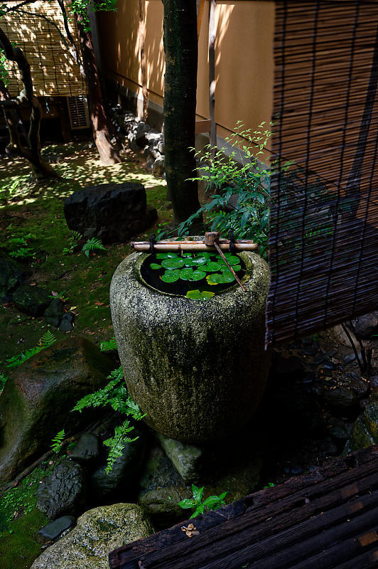 京の夏の旅@無名舎(吉田家住宅) 其の一_f0032011_18335517.jpg