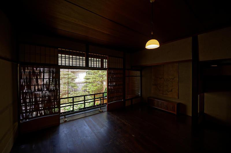 京の夏の旅@無名舎(吉田家住宅) 其の二_f0032011_21235223.jpg