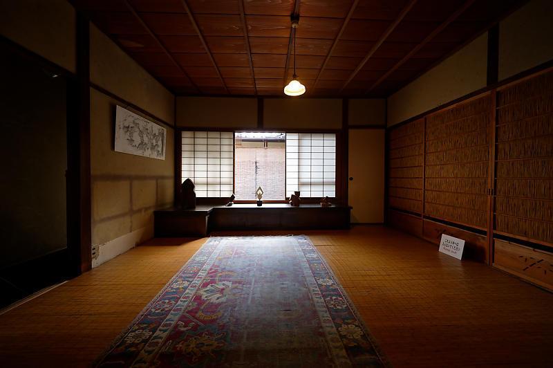 京の夏の旅@無名舎(吉田家住宅) 其の二_f0032011_21235269.jpg