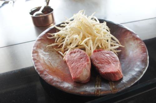 【鉄板焼 燔(新浦安)伊勢海老と国産牛フィレ肉のランチ】_f0215714_17041842.jpg