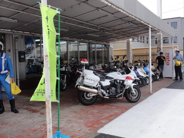 バイクの日、安全普及活動。_a0169121_14250957.jpg