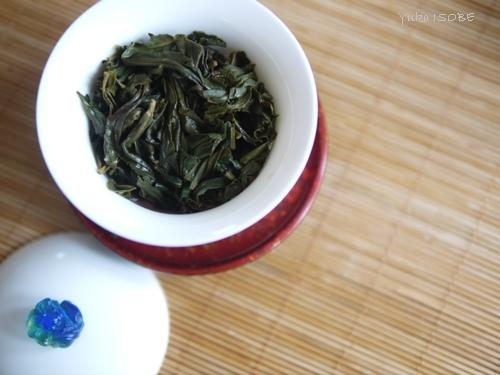 中国茶五種のみ比べのお客さまをお迎えしました。_a0169924_15392725.jpg