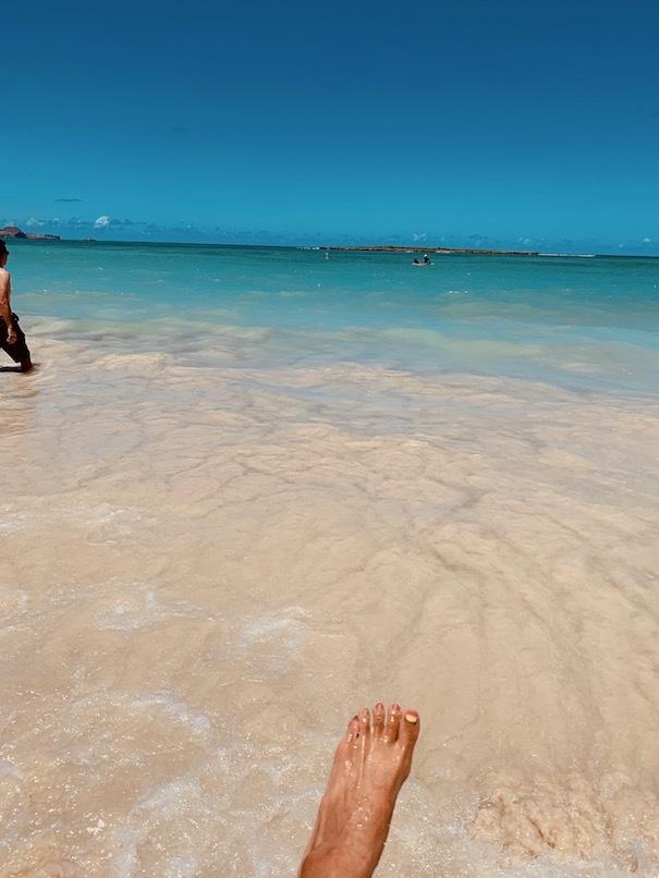 やっぱり綺麗ラニカイビーチ!!_c0187025_04554521.jpg