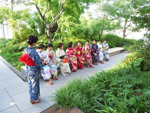 衣服は人生の設計図。靖国神社~銀座~横浜、歩コムの2日間。_d0046025_00181582.jpg
