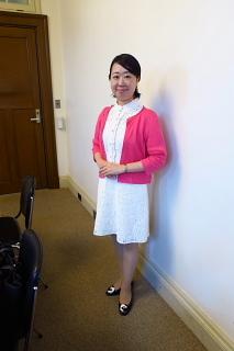 衣服は人生の設計図。靖国神社~銀座~横浜、歩コムの2日間。_d0046025_00291415.jpg