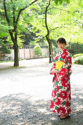 衣服は人生の設計図。靖国神社~銀座~横浜、歩コムの2日間。_d0046025_00481984.jpg