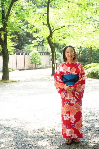 衣服は人生の設計図。靖国神社~銀座~横浜、歩コムの2日間。_d0046025_00484850.jpg