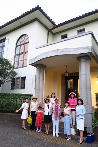 衣服は人生の設計図。靖国神社~銀座~横浜、歩コムの2日間。_d0046025_00590799.jpg