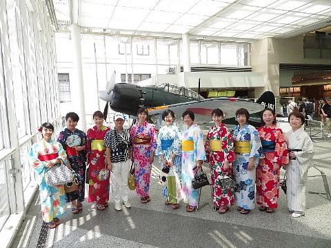 衣服は人生の設計図。靖国神社~銀座~横浜、歩コムの2日間。_d0046025_01004223.jpg