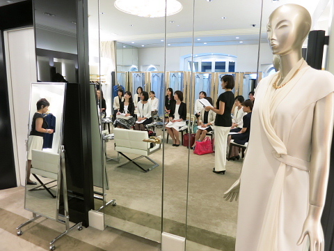 衣服は人生の設計図。靖国神社~銀座~横浜、歩コムの2日間。_d0046025_01020696.jpg