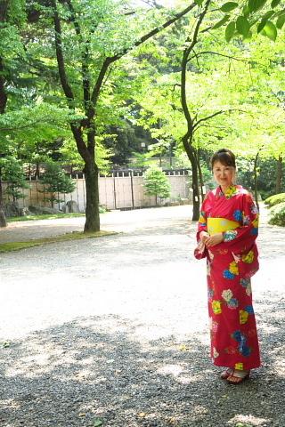 衣服は人生の設計図。靖国神社~銀座~横浜、歩コムの2日間。_d0046025_12060155.jpg