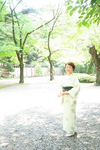 衣服は人生の設計図。靖国神社~銀座~横浜、歩コムの2日間。_d0046025_12063093.jpg