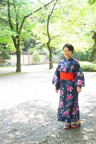 衣服は人生の設計図。靖国神社~銀座~横浜、歩コムの2日間。_d0046025_12065847.jpg