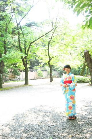 衣服は人生の設計図。靖国神社~銀座~横浜、歩コムの2日間。_d0046025_12071858.jpg