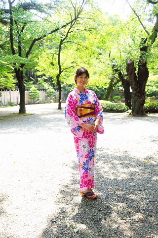 衣服は人生の設計図。靖国神社~銀座~横浜、歩コムの2日間。_d0046025_12090020.jpg