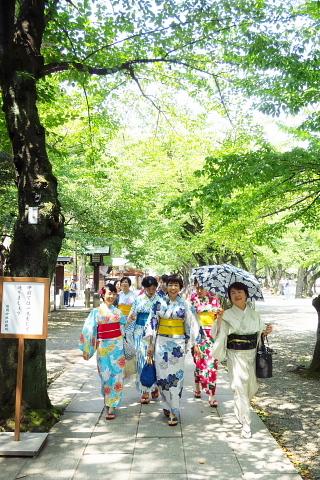 衣服は人生の設計図。靖国神社~銀座~横浜、歩コムの2日間。_d0046025_12182287.jpg