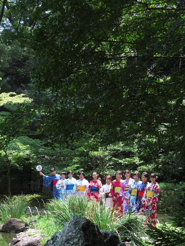 衣服は人生の設計図。靖国神社~銀座~横浜、歩コムの2日間。_d0046025_12190177.jpg