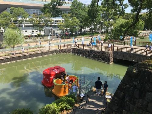 駿府城夏まつり(水祭)_f0129627_07381918.jpg