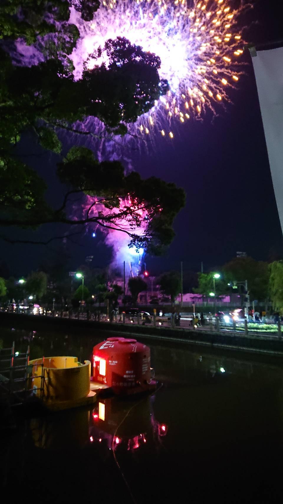 駿府城夏まつり(水祭)_f0129627_07514750.jpg