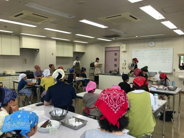 食品ロスを減らす❗️昭島市 親子料理教室_c0124528_19063242.jpg