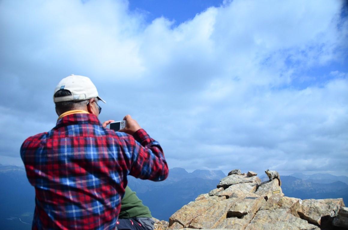 フェアビュー山登頂! _d0112928_06042120.jpg