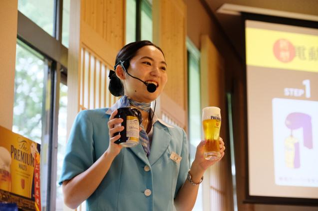 7月のキラク写真講座:サントリービール工場 試飲編_e0369736_13180911.jpg