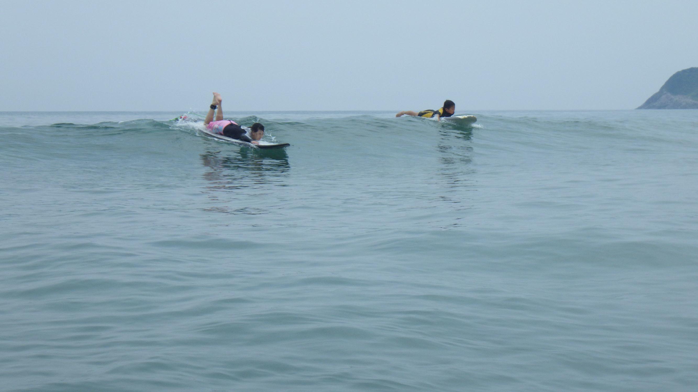 お母さんと一緒にサーフィンを楽しもう_f0009169_07373186.jpg