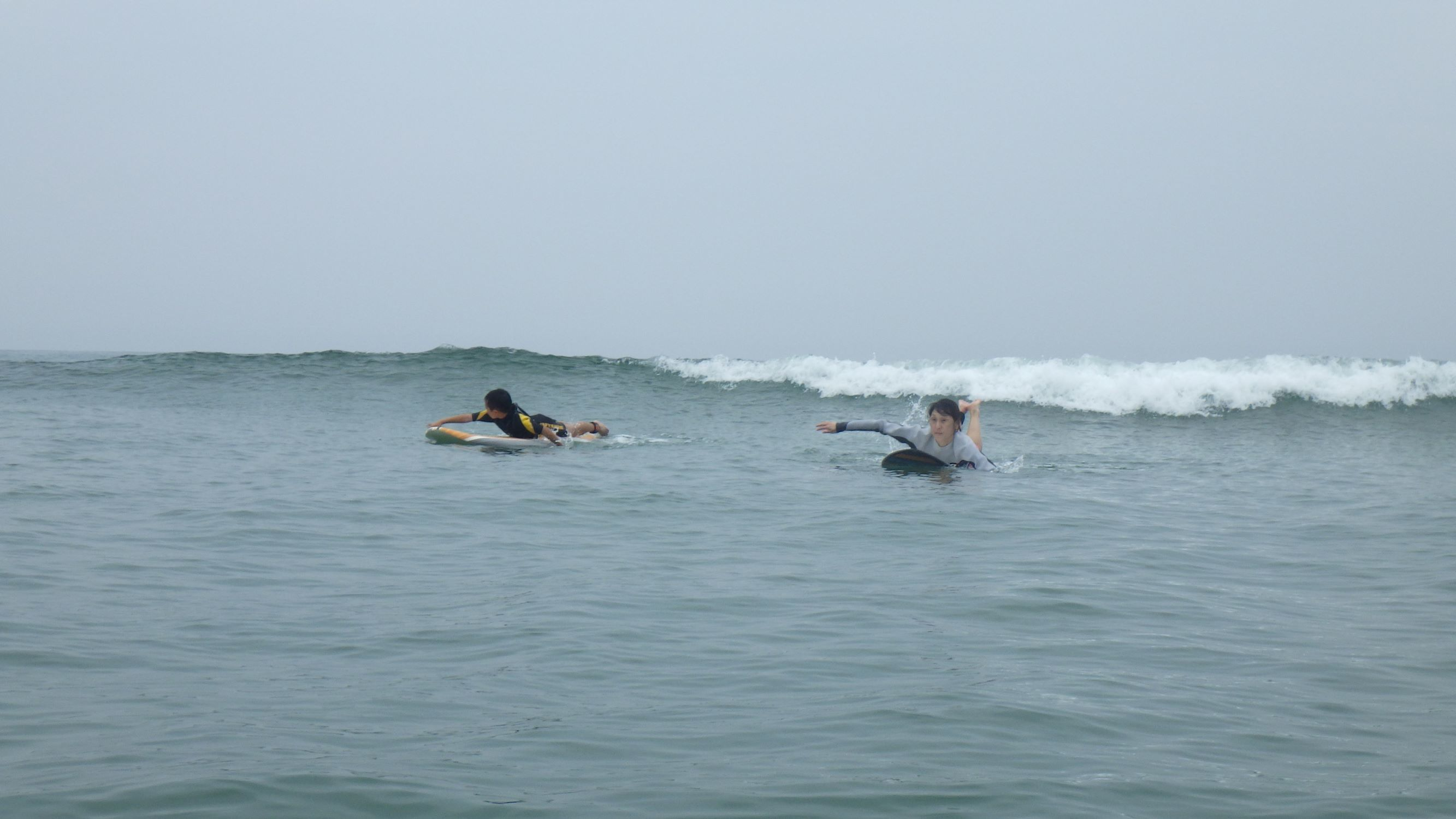お母さんと一緒にサーフィンを楽しもう_f0009169_07375671.jpg
