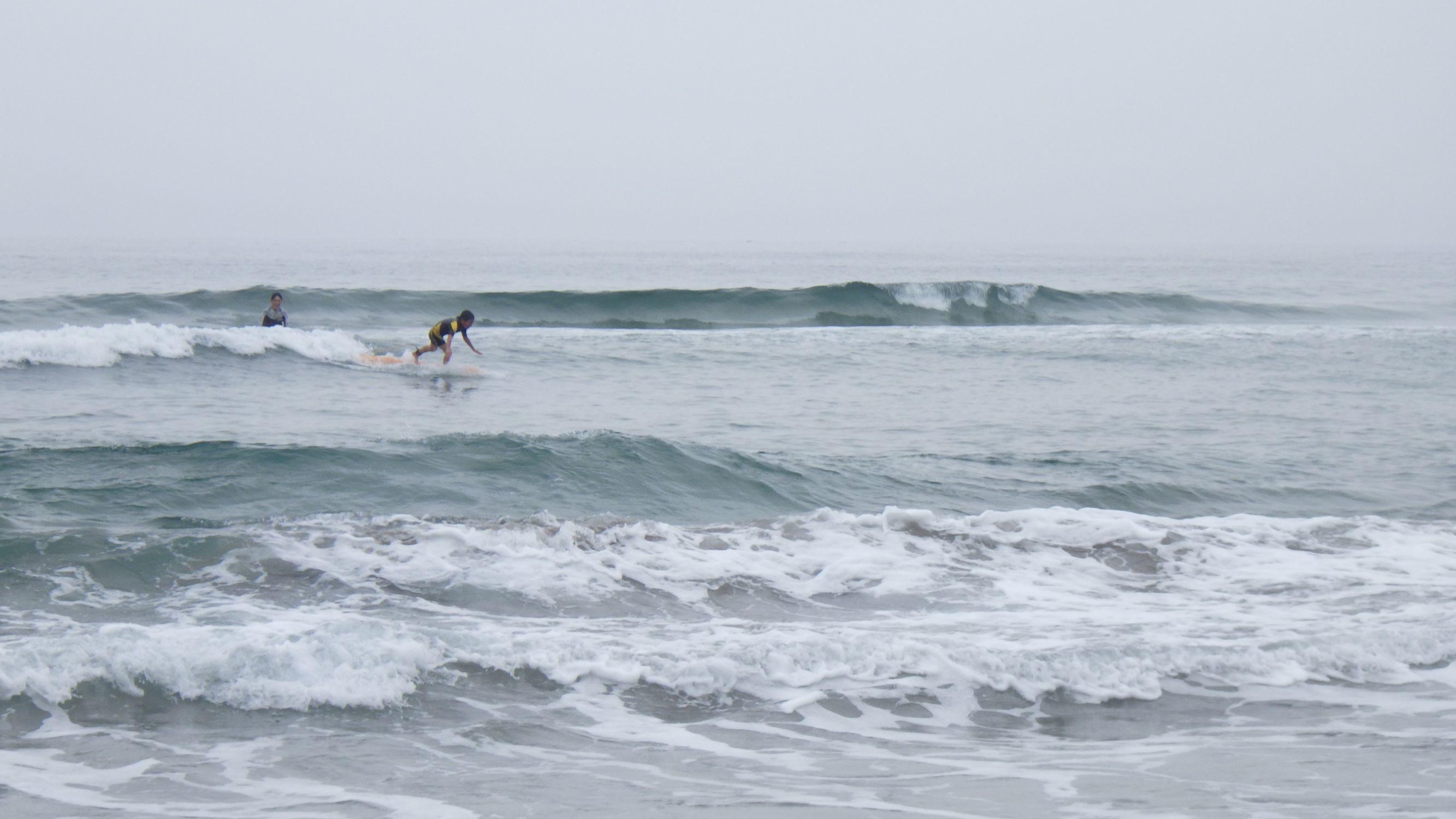 お母さんと一緒にサーフィンを楽しもう_f0009169_07391538.jpg