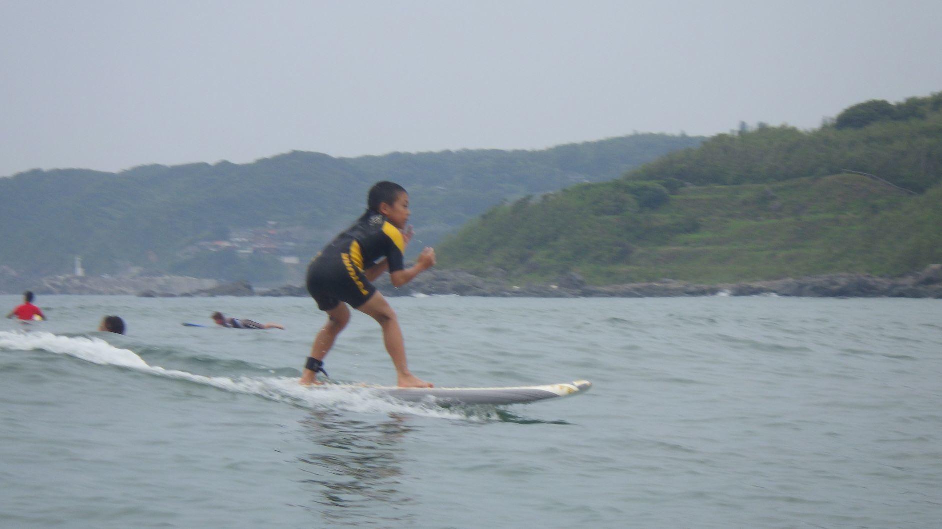 お母さんと一緒にサーフィンを楽しもう_f0009169_07403143.jpg