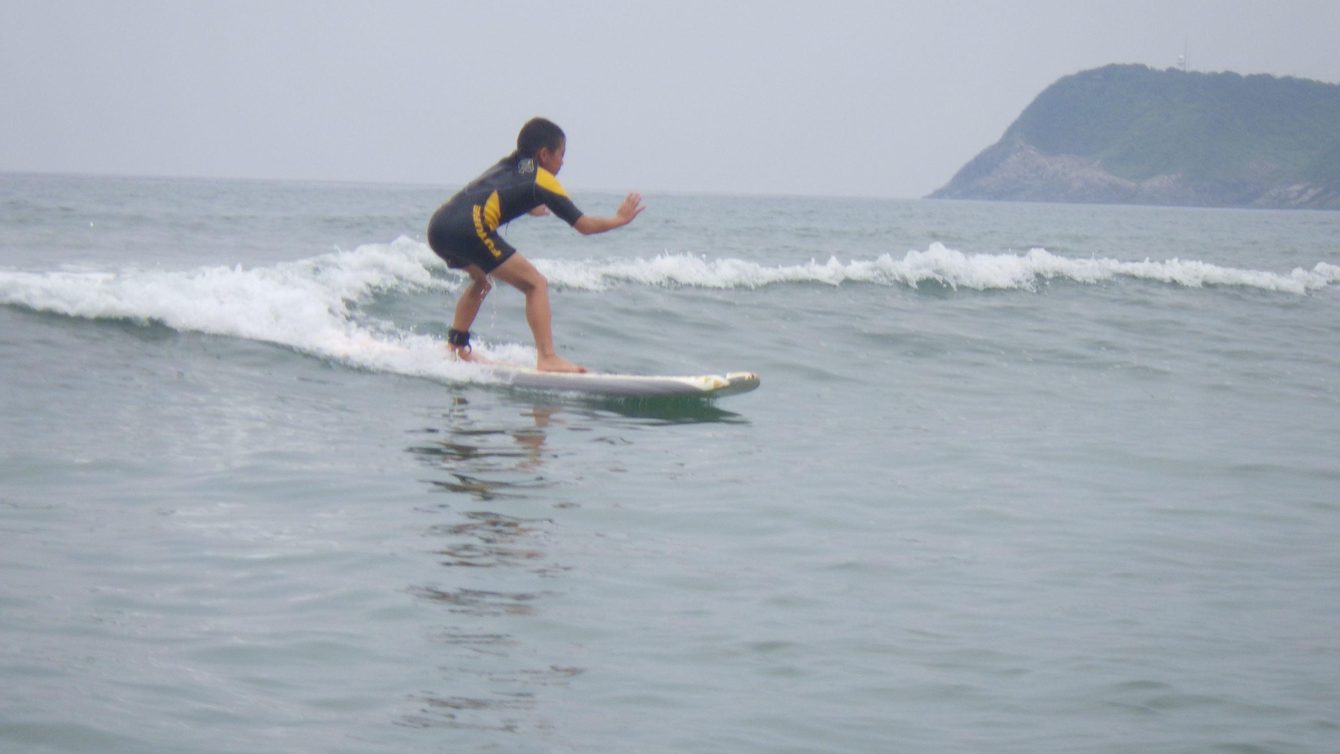 お母さんと一緒にサーフィンを楽しもう_f0009169_07404874.jpg