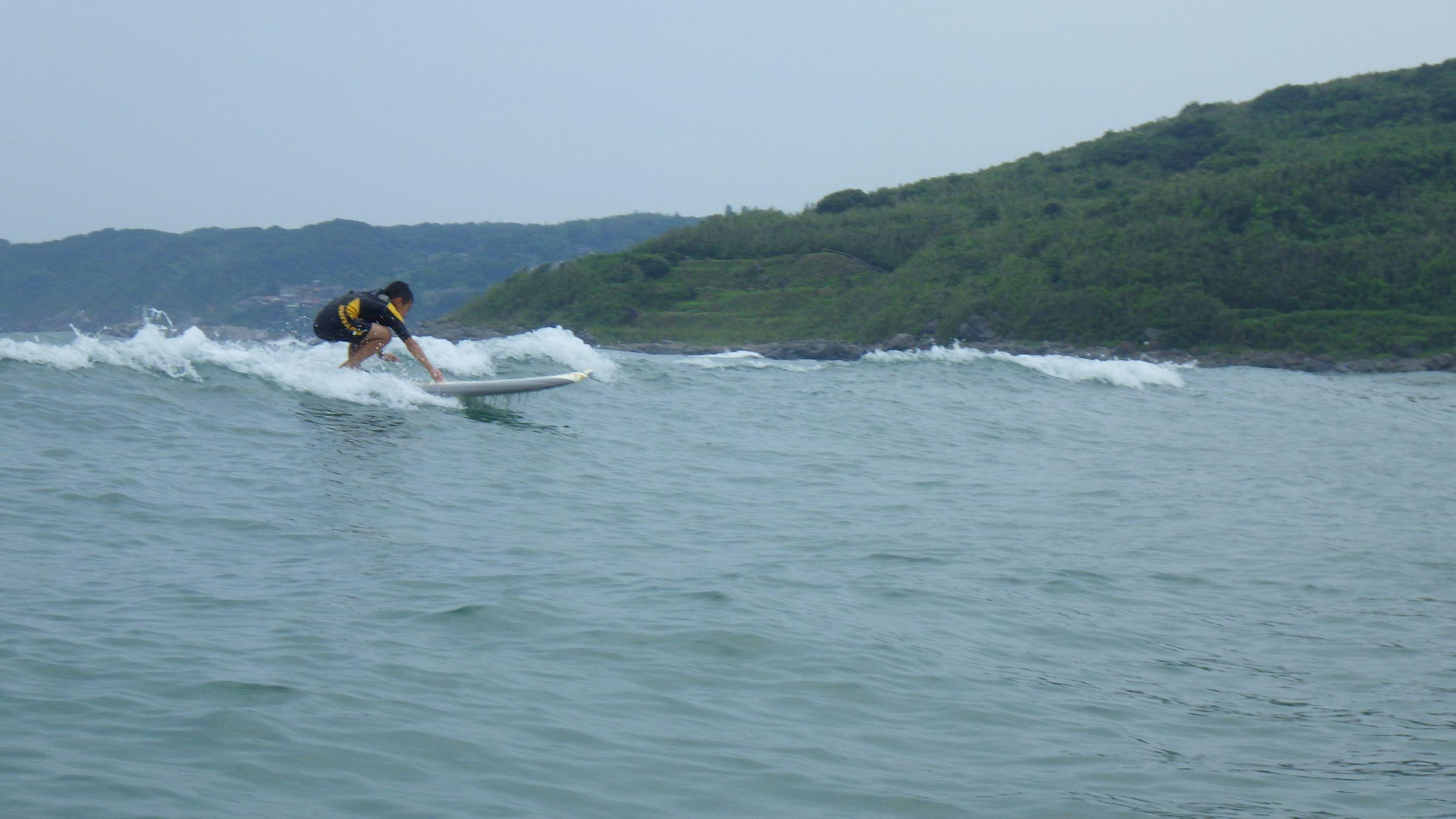 お母さんと一緒にサーフィンを楽しもう_f0009169_07413110.jpg