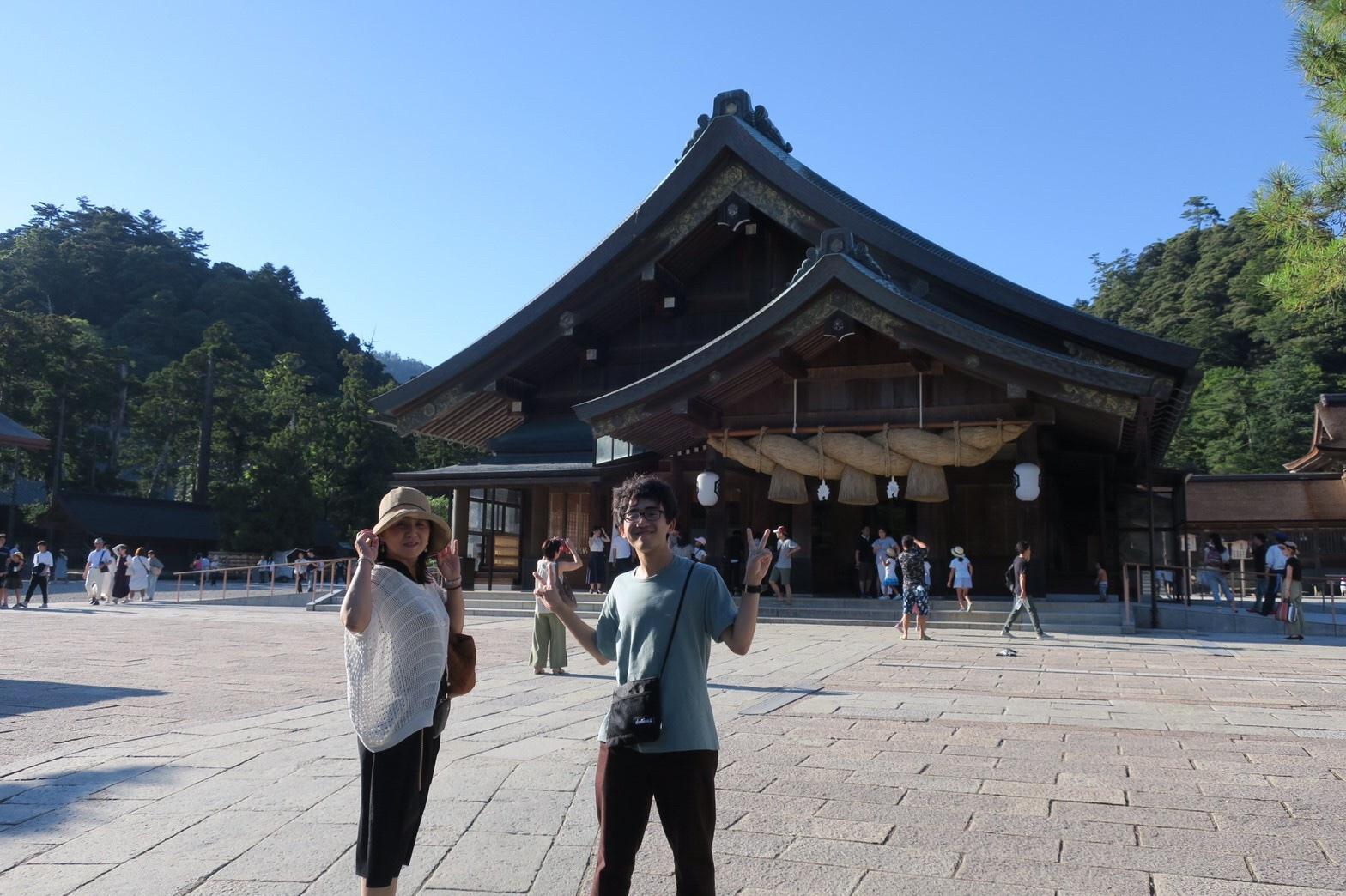 夏の記憶②  鹿児島〜阿蘇〜萩〜出雲_c0274374_16573883.jpeg