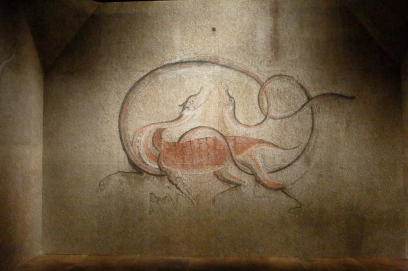 四神にかこまれた石室のなかで_c0196076_18332672.jpg