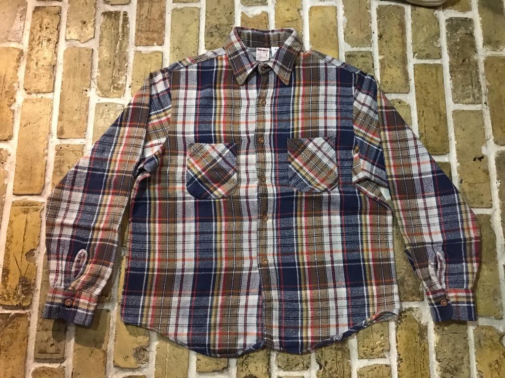 マグネッツ神戸店 8/24(土)Superior入荷! #2 Flannel Shirt!!!_c0078587_14274852.jpg