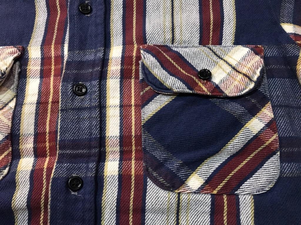 マグネッツ神戸店 8/24(土)Superior入荷! #2 Flannel Shirt!!!_c0078587_14362505.jpg