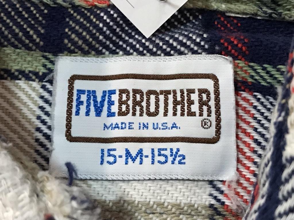 マグネッツ神戸店 8/24(土)Superior入荷! #2 Flannel Shirt!!!_c0078587_14363712.jpg