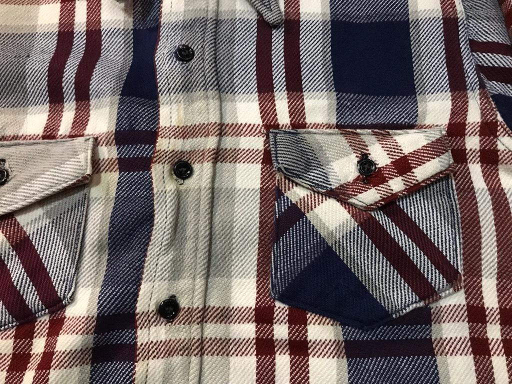 マグネッツ神戸店 8/24(土)Superior入荷! #2 Flannel Shirt!!!_c0078587_14400627.jpg