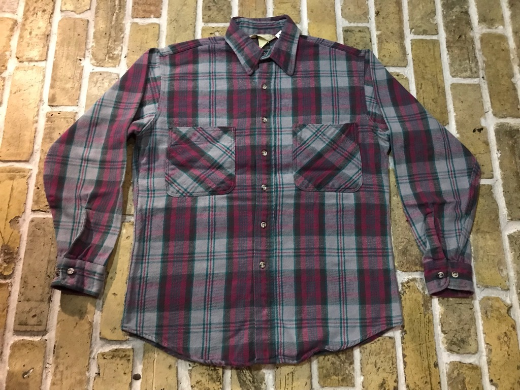マグネッツ神戸店 8/24(土)Superior入荷! #2 Flannel Shirt!!!_c0078587_14452498.jpg