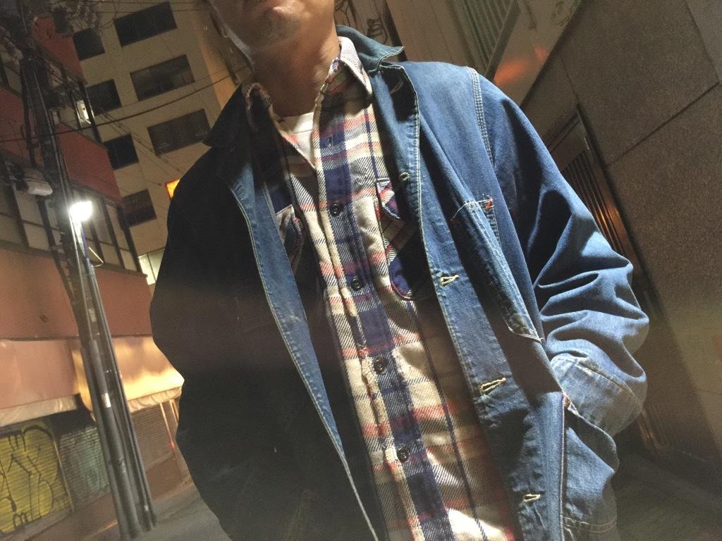 マグネッツ神戸店 8/24(土)Superior入荷! #2 Flannel Shirt!!!_c0078587_20222457.jpg
