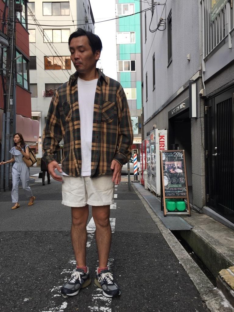 マグネッツ神戸店 8/24(土)Superior入荷! #2 Flannel Shirt!!!_c0078587_20222539.jpg