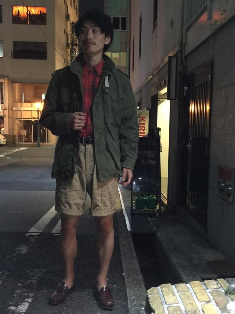 マグネッツ神戸店 8/24(土)Superior入荷! #2 Flannel Shirt!!!_c0078587_20222571.jpg
