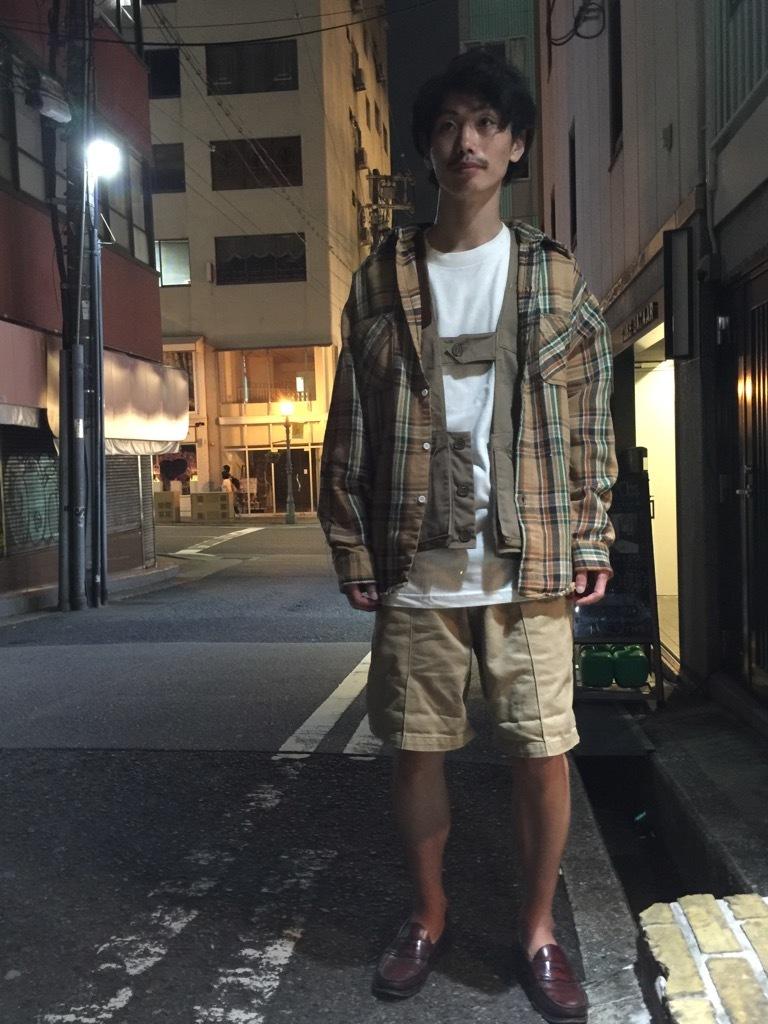 マグネッツ神戸店 8/24(土)Superior入荷! #2 Flannel Shirt!!!_c0078587_20222594.jpg