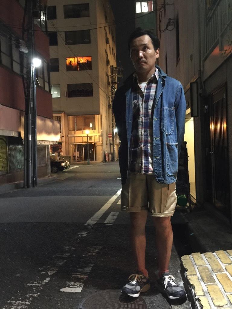 マグネッツ神戸店 8/24(土)Superior入荷! #2 Flannel Shirt!!!_c0078587_20222679.jpg