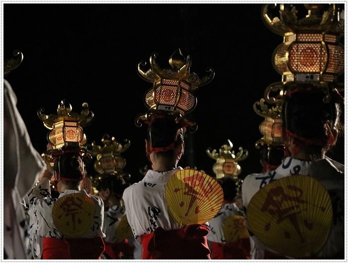 山鹿灯籠まつりの千人燈籠踊り、出かけて良かった、見られてよかった\(>∀<)/_b0175688_21532681.jpg