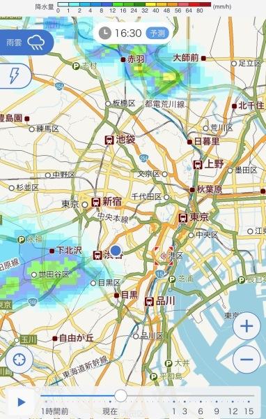 港区辺だけ集中豪雨、とレモンにはらぺこあおむし_e0397389_08262278.jpeg